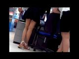 Mini Etekli Seksi Bankac (Video fa)