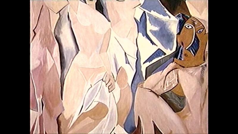 BBC: Частная жизнь шедевров Авиньонские девушки Пабло Пикассо
