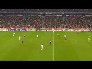 Cамый быстрый гол в истории Лиги чемпионов
