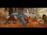 Кровавый Алмаз-игра Ди Каприо, моменты