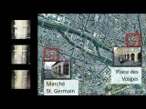 What Makes Paris Look like Paris?