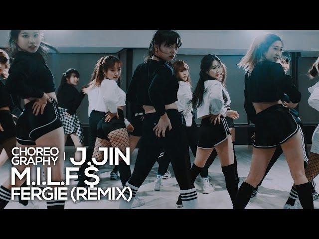 Fergie - M.I.L.F $ (MILF Money remix) : JayJin Choreography