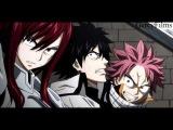 Fairy Tail - Фейри Тейл - Хвост Феи амв клип AMV аниме