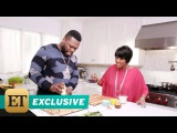 EXCLUSIVE Watch 50 Cent Try to Cook on Cooking Channel's 'Patti LaBelle's Place'!