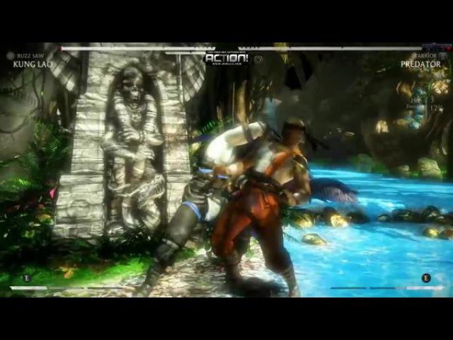 Mortal Kombat X PC MOD - GREAT KUNG LAO - MKX