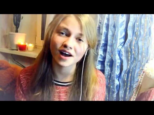 Девочка поет круче оригинала IOWA - это не шутки мы встретились в маршрутке - Видео Dailymotion
