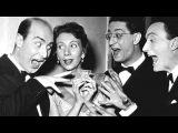 Quartetto Cetra Crapa Pelada (1945) (lyrics CC=Closed Captions)