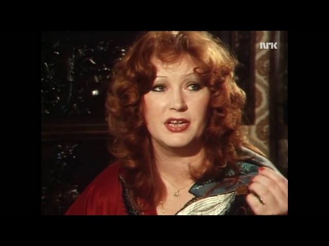 Алла Пугачева. Звезда из Советского союза – Интервью норвежскому ТВ (17.09.1984)