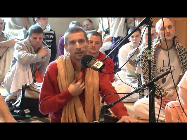 Очевидное явление Кришны в звуке c Ананда Вардхана Свами Ananda Vardhana Swami