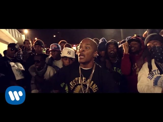 T.I. - Trap Back Jumpin (Official Music Video 11.12.2012)