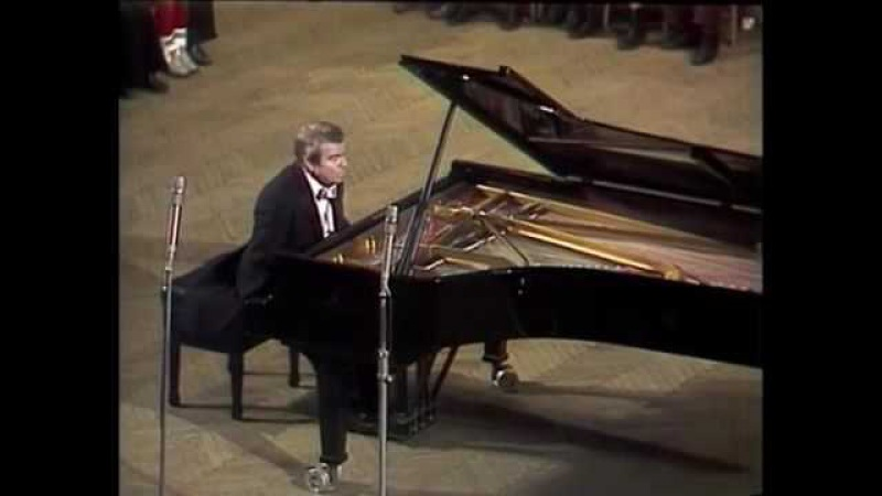 Emil Gilels - Live in Moscow 3 - Beethoven, Prokofiev, Rachmaninov, Scriabin, Bach/Siloti - 1977