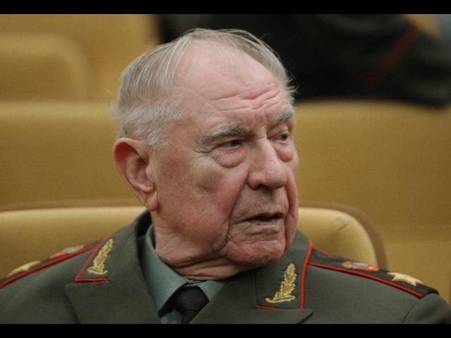 Последний оставшийся в живых Маршал Советского Союза (93 года)