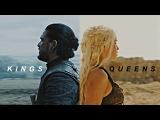Jon Snow &amp Daenerys Targaryen  Kings and Queens of Promise
