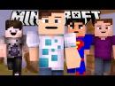 НЕСКОНЧАЕМЫЕ ВРАГИ Minecraft Скай Варс Mini Game