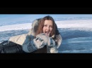 Веселые путешественники на зимнем Байкале - People of Baikal ice winter