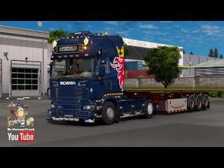 [ETS2 v1.26] Scania R Mega Tuning Mod v1.0 + ALL DLC´s ready