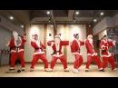 B.A.P - Be Happy Dance Practice Mirrored Xmas Ver.
