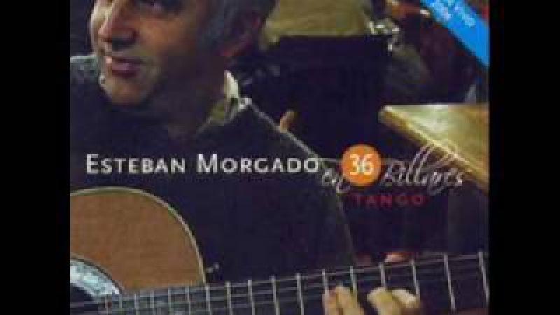 Esteban Morgado-Fruta amarga