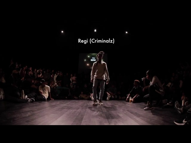 Regi Hybride | CRIMINALZ | Judge Show case NBA Dance Battle 2k17 | STRITER