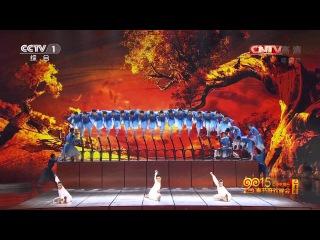 Фантастическое выступление китайцев. Это надо же додуматься!