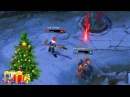 LoL Best Moments 7.7 Merry christmas 💓💓💓 (League of Legends)