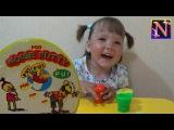 Пердушки лизуны в унитазе издающие прикольные звуки Yuk Ploop toys unboxing slime silly putty noise