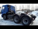 седельный тягач КамАЗ 65116 Евро-2 слайд-шоу