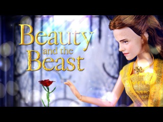 ОБЗОР куклы: Beauty and the Beast - Belle - Film Collection Disney Store Series
