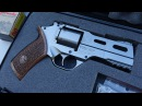 Chiappa Rhino 40DS 357 Magnum Revolver First Look HD
