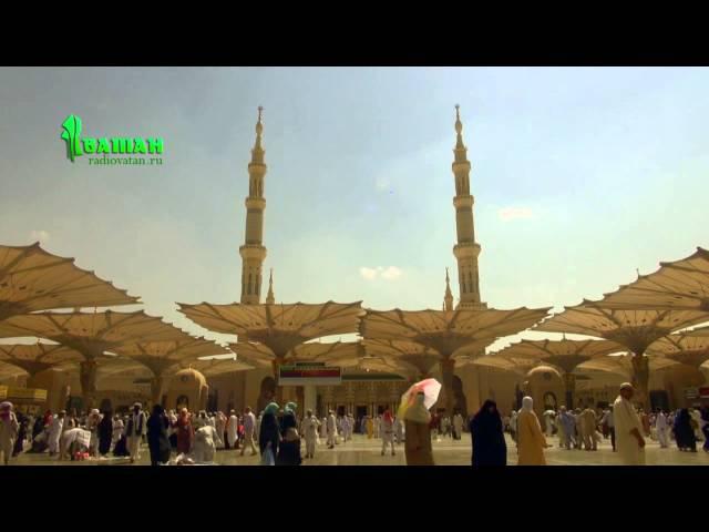 Ислам Ахмедов-О, Пророк нашид на русском языке (Russian nashid)