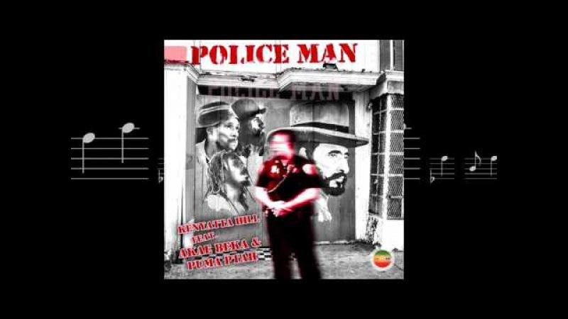Kenyatta Hill - Police Man (feat. Akae Beka Puma Ptah)
