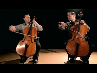 The Cello Song - (Bach is back with 7 more cellos) - ThePianoGuys - YouTube