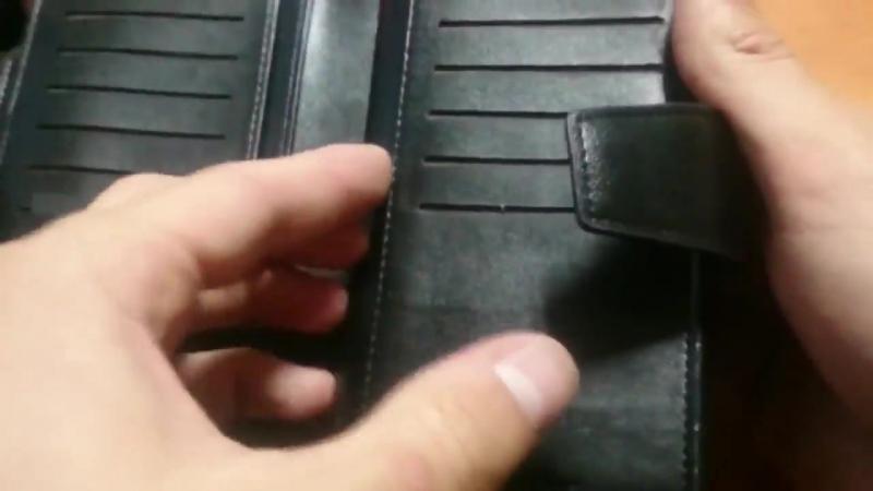 Обзор Baellerry Business 2016 - мужской портмоне клатч кошелек! Купить в Красноуфимске