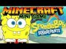 Майнкрафт 1.5.2 обзор карты Спанч Боб, Губка боб в 3D мультик HD. Новая серия. Sponge Bob.