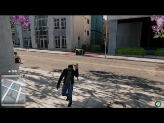 Watch dogs 2 танцует шафл