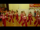 Танц-плантация 22 апреля 2017 Командный танец Супер Кеды