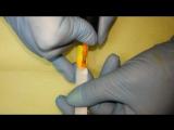 Дизайн ногтей. Градиент гель лаком TNL