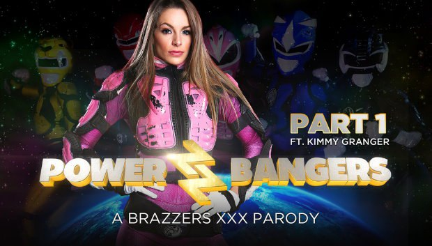 WOW Power Bangers: A XXX Parody Part 1 # 1