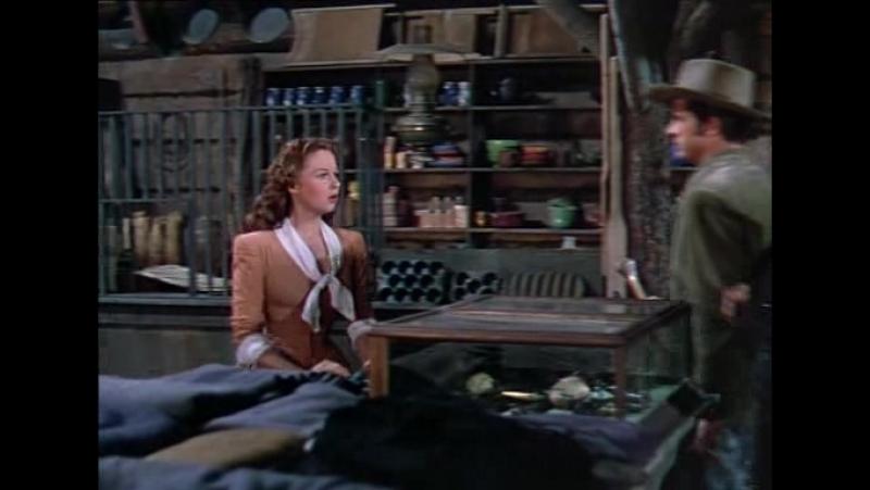 Canyon Passage (1946) Dana Andrews, Brian Donlevy, Susan Hayward