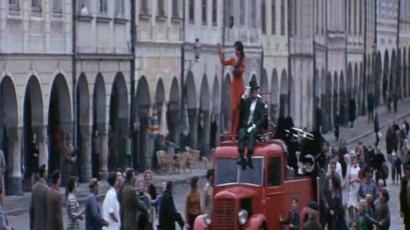 Вот придет кот / Az prijde kocour (1963) (фэнтези, мелодрама, комедия, семейный)