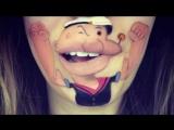 BEST OF Spectacular Lips Art (HD)