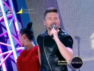 Шоу в Вегасе 20 лет Муз-ТВ-2016.11.20 выступление