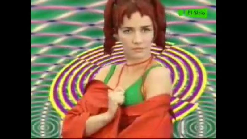 Natalia Oreiro - Cuesta arriba, cuesta abajo (Kachorra opening)