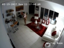Девушка бегает голая по дому с телефоном. Не порно, но задорно ;)