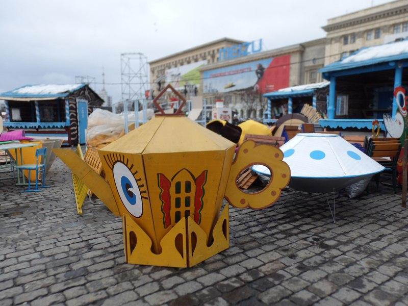 Что будет происходить в центре Харькова на Масленицу (ВИДЕО, ФОТО)