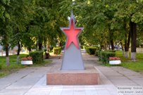 25 июля 2015 - Памятный знак-указатель улицы Жилина в Тольятти