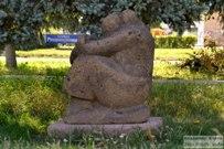 26 июля 2015 - Скульптурная композиция Сон в Тольятти