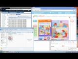 пример работы с программой автоматизации мыши и клавиатуры