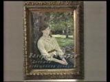 003-Валентин Серов - Девушка освещенная солнцем