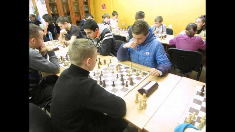 Соревнования по шахматам / КМЛ / 2016